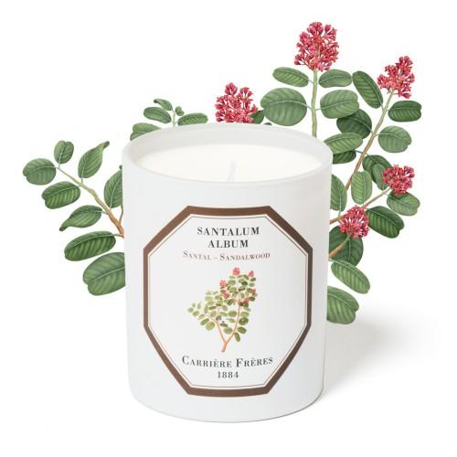 "Carriere Freres ""Sandalwood"" žvakė"