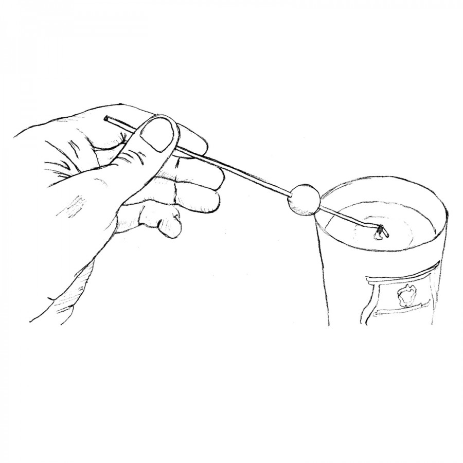"Cire Trudon žvakių dagčių užgesiklis ""L'ÉTEIGNOIR - Cylindre"""