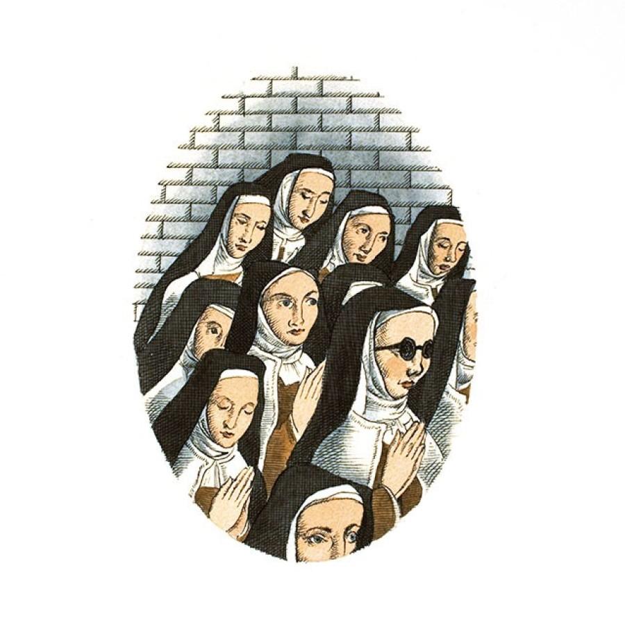 "Cire Trudon ""Carmelite"" žvakė"